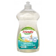 FRIENDLY ORGANIC Baby Liquide Lavage Biberon